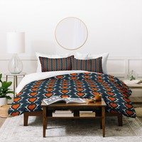 Caroline Okun Love Hunt Duvet Cover