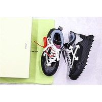 OFF-WHITE c/o ODSY-1000 Sneakers Black