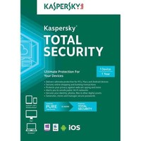 Kaspersky Total Security 2018 - 1-Year / 1-Devices - INT - BlueJadeServices