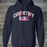 Women's Country Girl ® Horseshoe Hoodie
