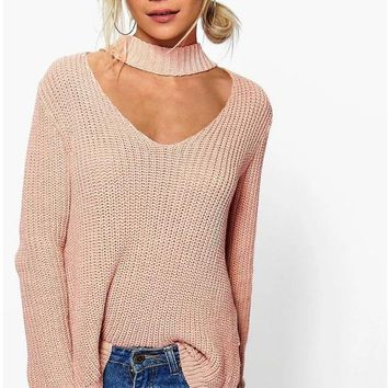 Winter Women's Fashion Hot Sale Pullover Sweater [31066423322]