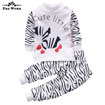 Clothing for newborns baby outfit children's pajamas 1 2 3 year