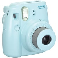 FUJIFILM 16273439 Instax(R) Mini 8 Instant Camera (Blue)