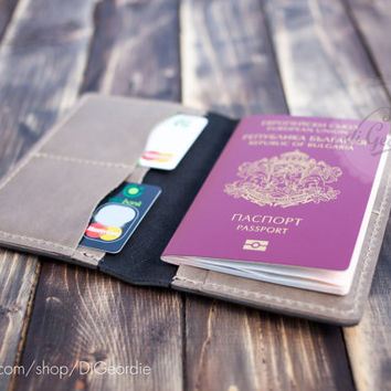 passport wallet leather passport wallet passport holder passport cover passport case travel wallet passport cover women passport covers