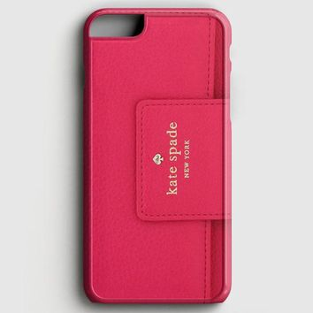 Pink Kate Spade iPhone 6 Plus/6S Plus Case | casescraft