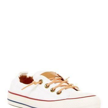 converse chuck taylor r all star r peached shoreline low top slip on sneaker wome