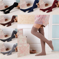 Hot Winter Long Leg Warmers (8 Colors)