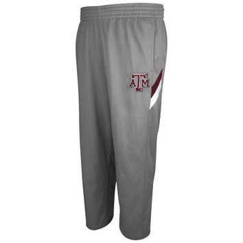 Texas A&M Aggies adidas Football Sideline Performance Warm Up Pants – Gray