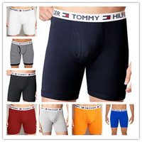 Tommy Hilfiger Mens Underwear Boxer Briefs Many colors Size S M L XL XXL COTTON