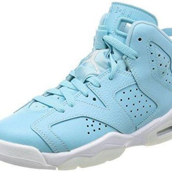 DCK7YE Nike Jordan Kids Air Jordan 6 Retro BG Basketball Shoe jordans shoes for girl