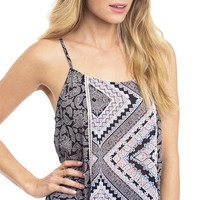 Print Mix Breezy Cami