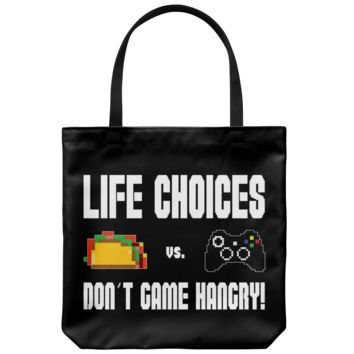 Don't Game Hangry (Xbox Edition) Tote Bag