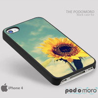 Sunflower Sweet Dream for iPhone 4/4S, iPhone 5/5S, iPhone 5c, iPhone 6, iPhone 6 Plus, iPod 4, iPod 5, Samsung Galaxy S3, Galaxy S4, Galaxy S5, Galaxy S6, Samsung Galaxy Note 3, Galaxy Note 4, Phone Case