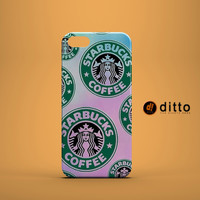 SHADES OF STARBUCKS Design Custom Case by ditto! for iPhone 6 6 Plus iPhone 5 5s 5c iPhone 4 4s Samsung Galaxy s3 s4 & s5 and Note 2 3 4