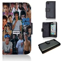 Cameron Dallas Collage | wallet case | iPhone 4/4s 5 5s 5c 6 6+ case | samsung galaxy s3 s4 s5 s6 case |