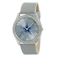Dallas Cowboys NFL Ladies Glitz Series Watch
