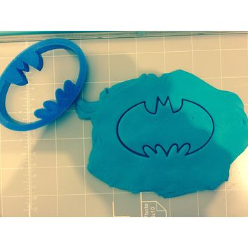 Batman Logo Cookie Cutter