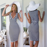 New Fashion Summer Sexy Women Mini Dress Casual Dress for Party and Date = 4722178436