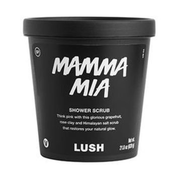 Mamma Mia shower scrub 625g