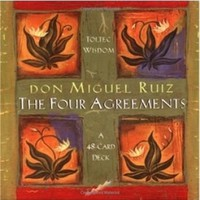 The Four Agreements Oracle Cards by Don Miguel Ruiz
