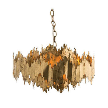 Payne Iron Chandelier