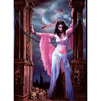 GOTHIC FAIRY POSTER Slave to the Night - Fairies RARE HOT NEW 24x36