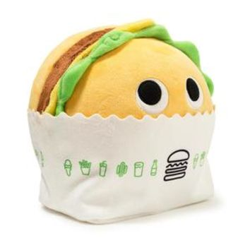 Yummy World Shake Shack Exclusive Shack Burger Plush