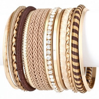 The Nomad's Treasured Bangles
