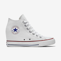 CONVERSE CHUCK TAYLOR ALL STAR LUX WEDGE MID