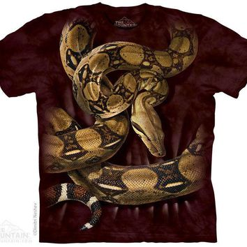 New BOA CONSTRICTOR T SHIRT