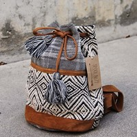 Fall Traveler Tote