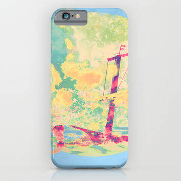 Sail in the Set iPhone & iPod Case by Ben Geiger