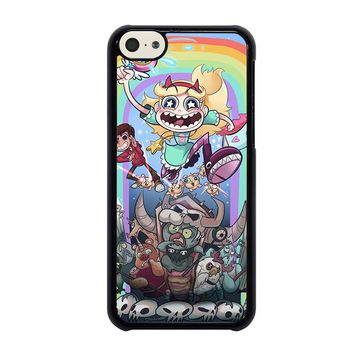 DISNEY STAR VS THE FORCE OF EVIL iPhone 5C Case Cover