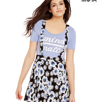 Aeropostale  Womens Floral Overall Skirt