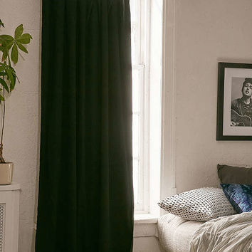 Ludwig Gauze Blackout Curtain | Urban Outfitters