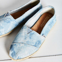 TOMS Washed Suede Slip-On Shoe - Urban Outfitters