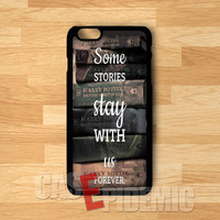 Harry Potter Book Quote - zAz for  iPhone 6s | iPhone 5s | iPhone 6 | iPhone 4S | Samsung S6 Edge