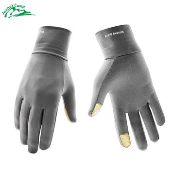 Jeebel Thermal Gloves for Men and Women Phone Cycling Running Hand Warmers Phone Winter Motorcycle Sport Texting Spandx