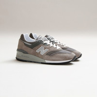 CNCPTS / New Balance M997GY (Grey/White)
