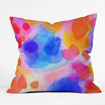 Jacqueline Maldonado Elixir Throw Pillow