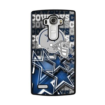 dallas cowboys 2 lg g4 case cover  number 1