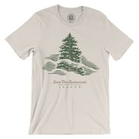Save the Redwoods Tee