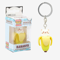 Funko Bananya Bananya Pocket Pop! Key Chain