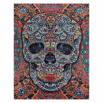 Skull Bone Beach Towel Wall Hanging Tapestry Wall Bedspread Beach Towel Mat Blanket Table Toalha De Banho