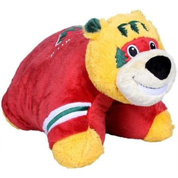 Minnesota Wild Mascot Pillow Pet