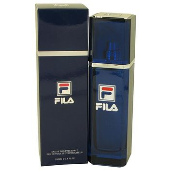 Fila Eau De Toilette Spray By Fila For Men