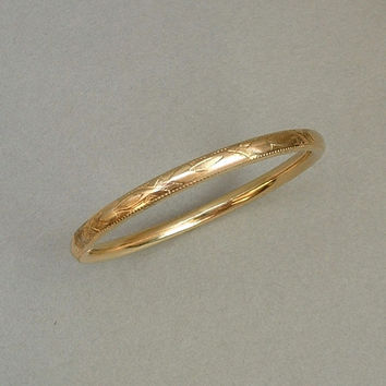 Best Child Gold Bangle Products on Wanelo