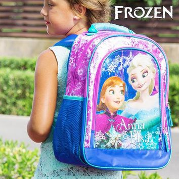 Frozen Glitter School Backpack