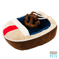 Martha Stewart Pets® Boat Pet Bed