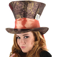 Walmart: Disney Mad Hatter Small Hat Halloween Accessory